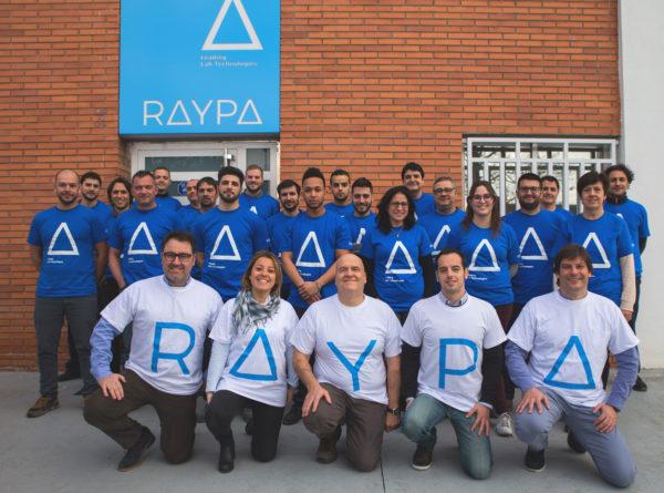 Relanzamiento Raypa